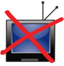 TV uit