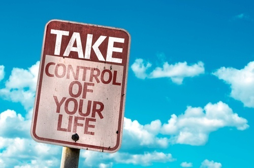 controle over eigen leven